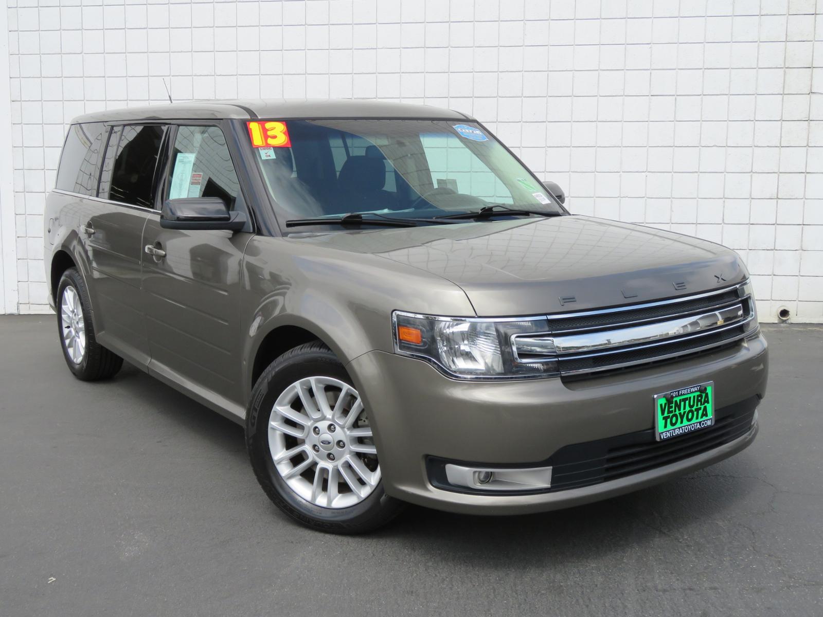 Pre-Owned 2013 Ford Flex 4dr SEL AWD