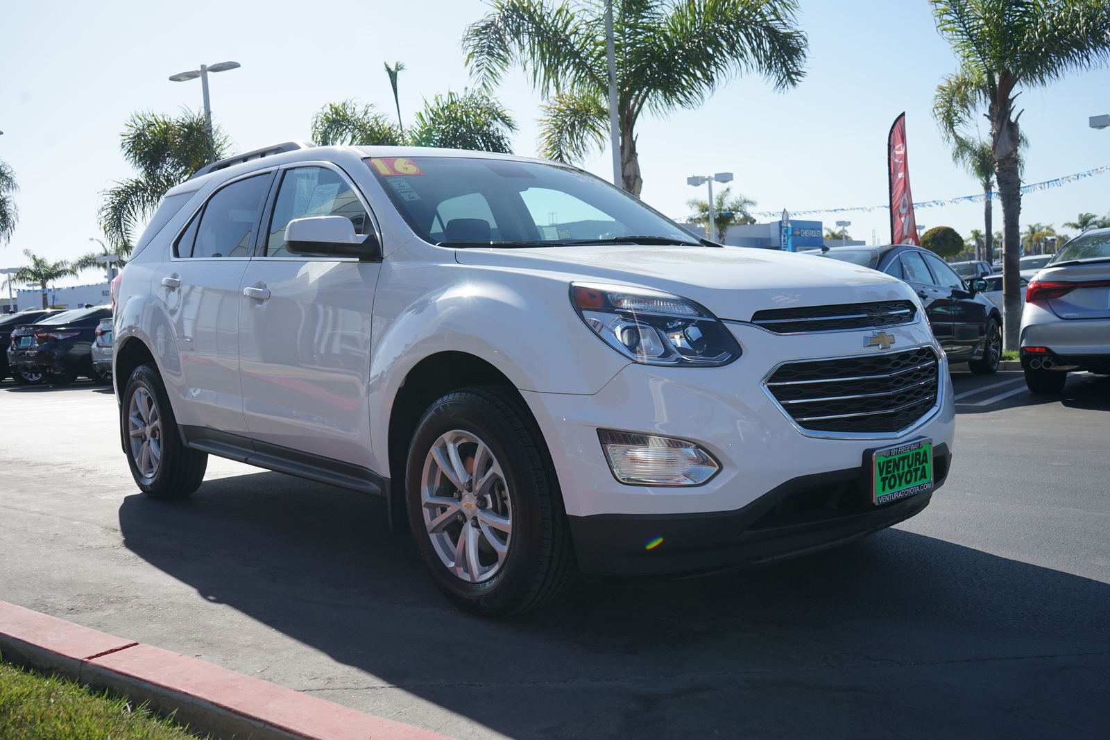 Pre-Owned 2016 Chevrolet Equinox FWD 4dr LT