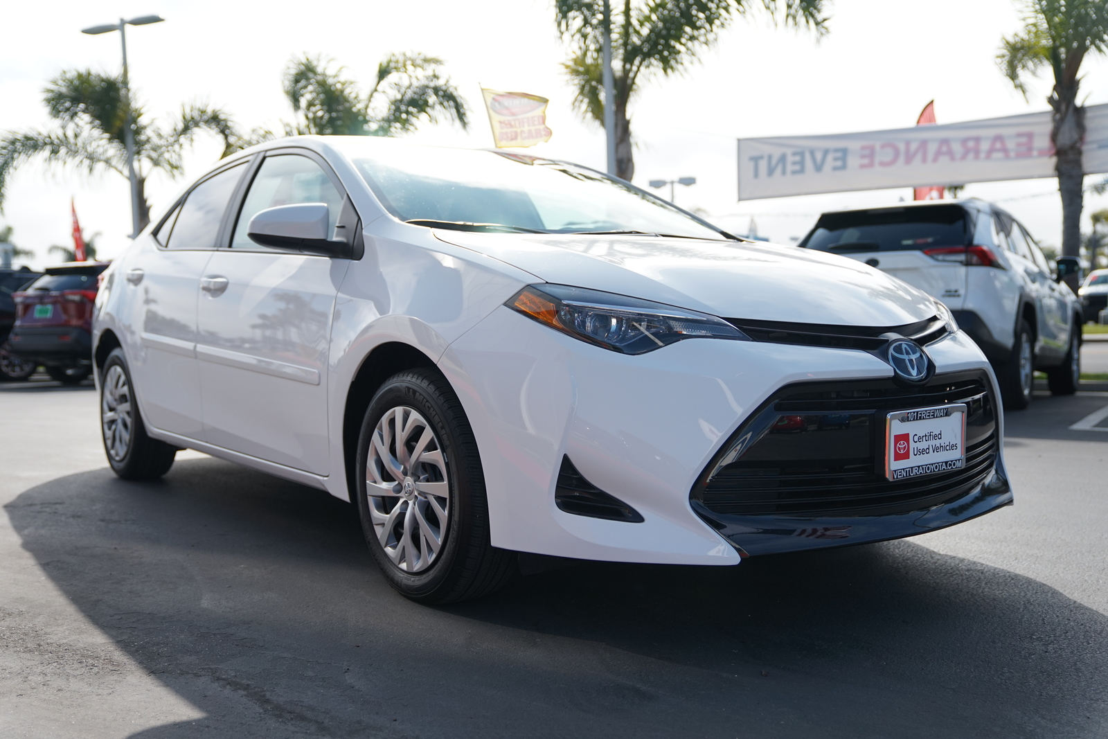 Certified Pre-Owned 2019 Toyota Corolla LE CVT