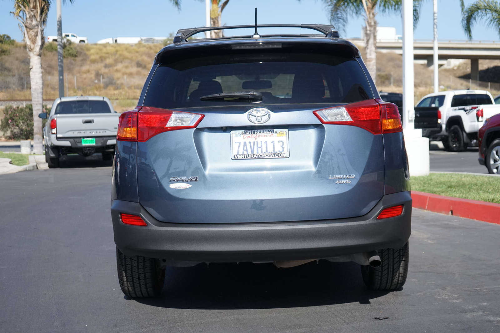 Pre-Owned 2013 Toyota RAV4 AWD 4dr Limited