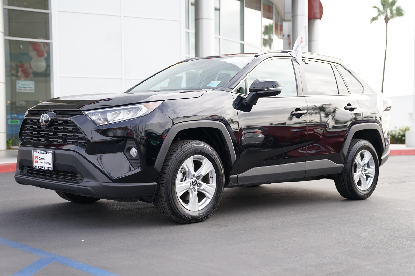 Certified Pre-Owned 2019 Toyota RAV4 XLE AWD