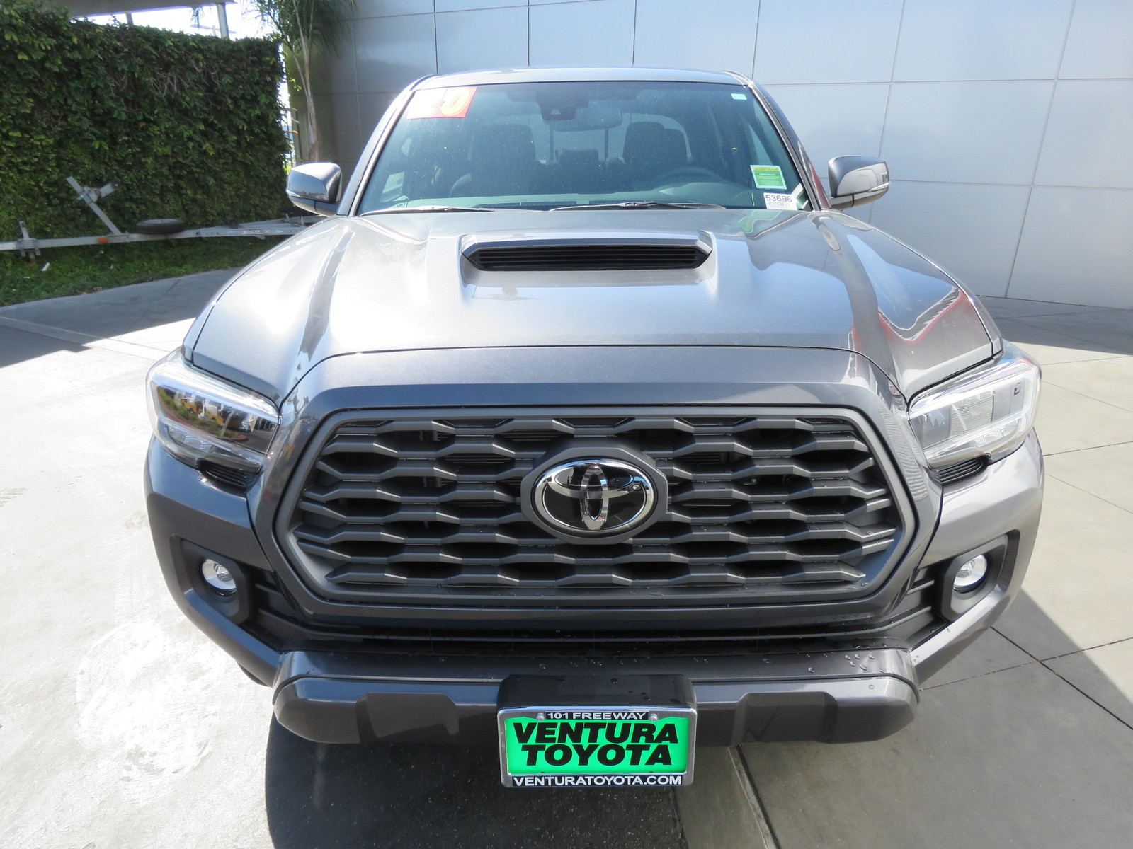 New 2020 Toyota Tacoma 2WD TRD Sport Double Cab 6' Bed V6 AT