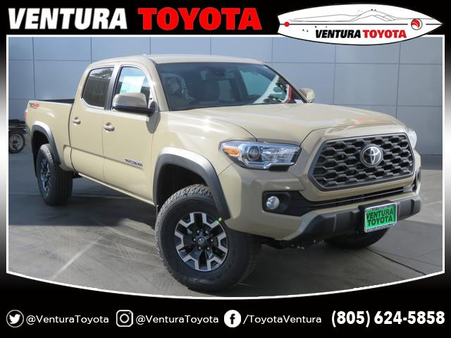 New 2020 Toyota Tacoma TRD Off Road Double Cab 6' Bed V6 A