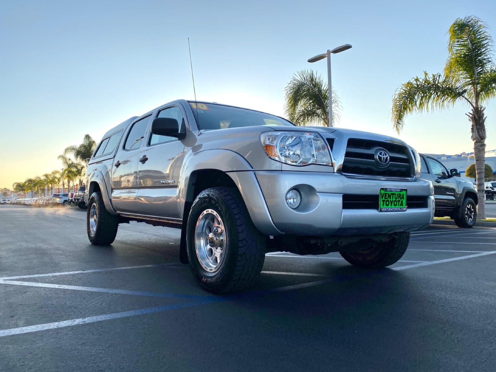 Pre-Owned 2010 Toyota Tacoma 2WD Double V6 AT PreRunner