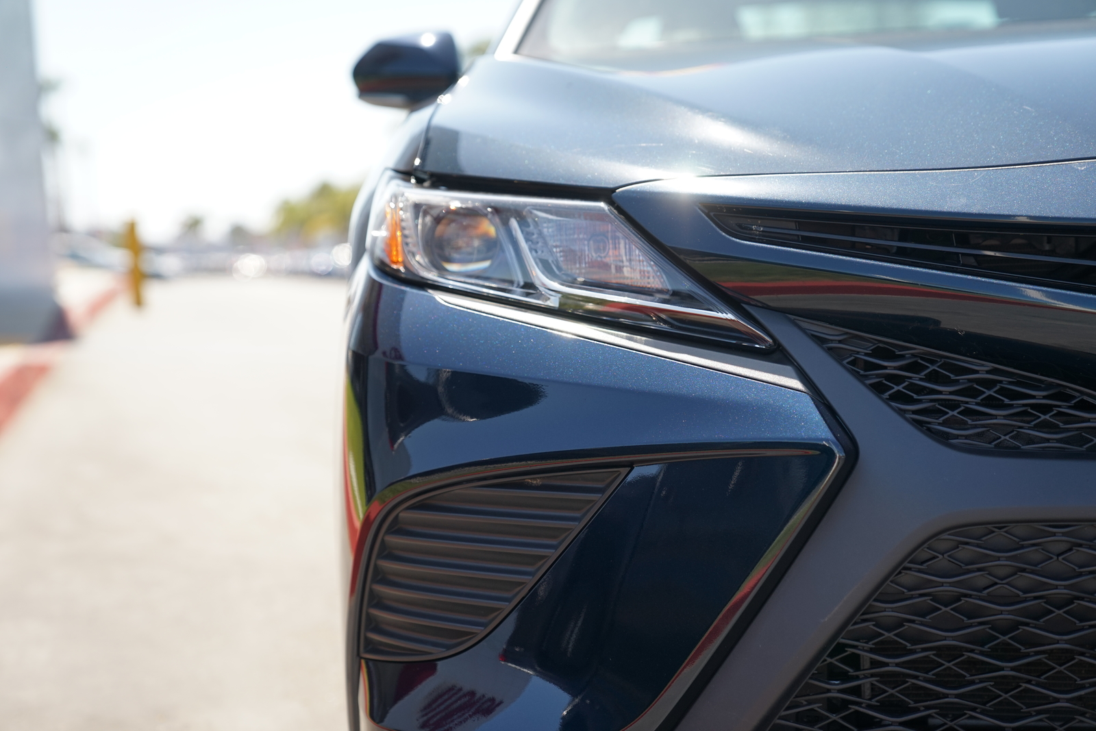 Certified Pre-Owned 2018 Toyota Camry SE Auto