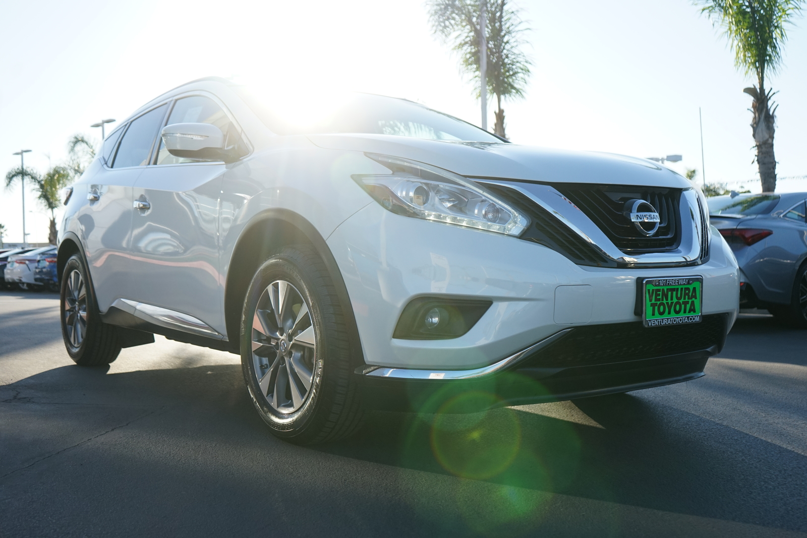 Pre-Owned 2015 Nissan Murano FWD 4dr SV