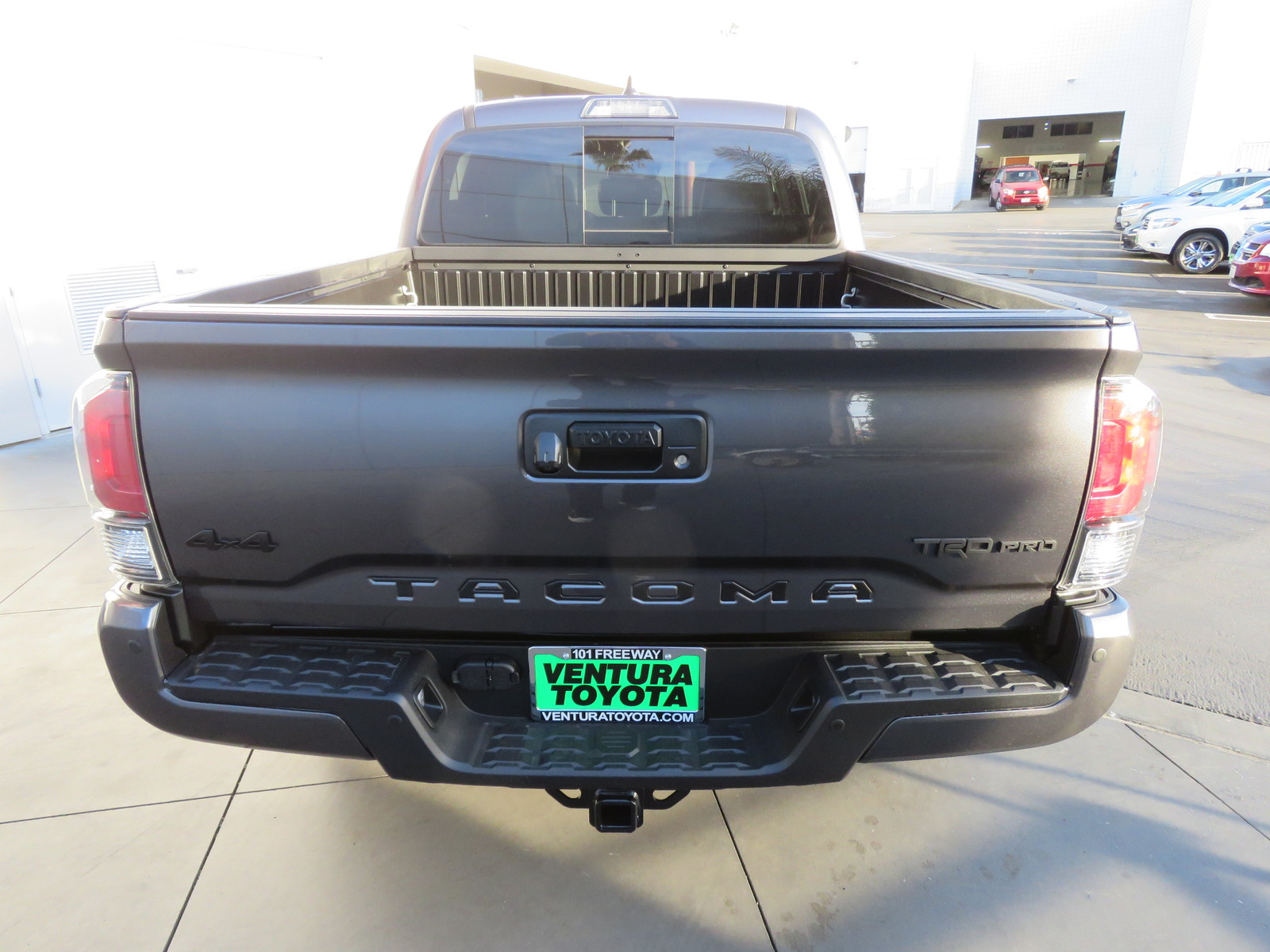 New 2020 Toyota Tacoma TRD Pro Double Cab 5' Bed V6 AT