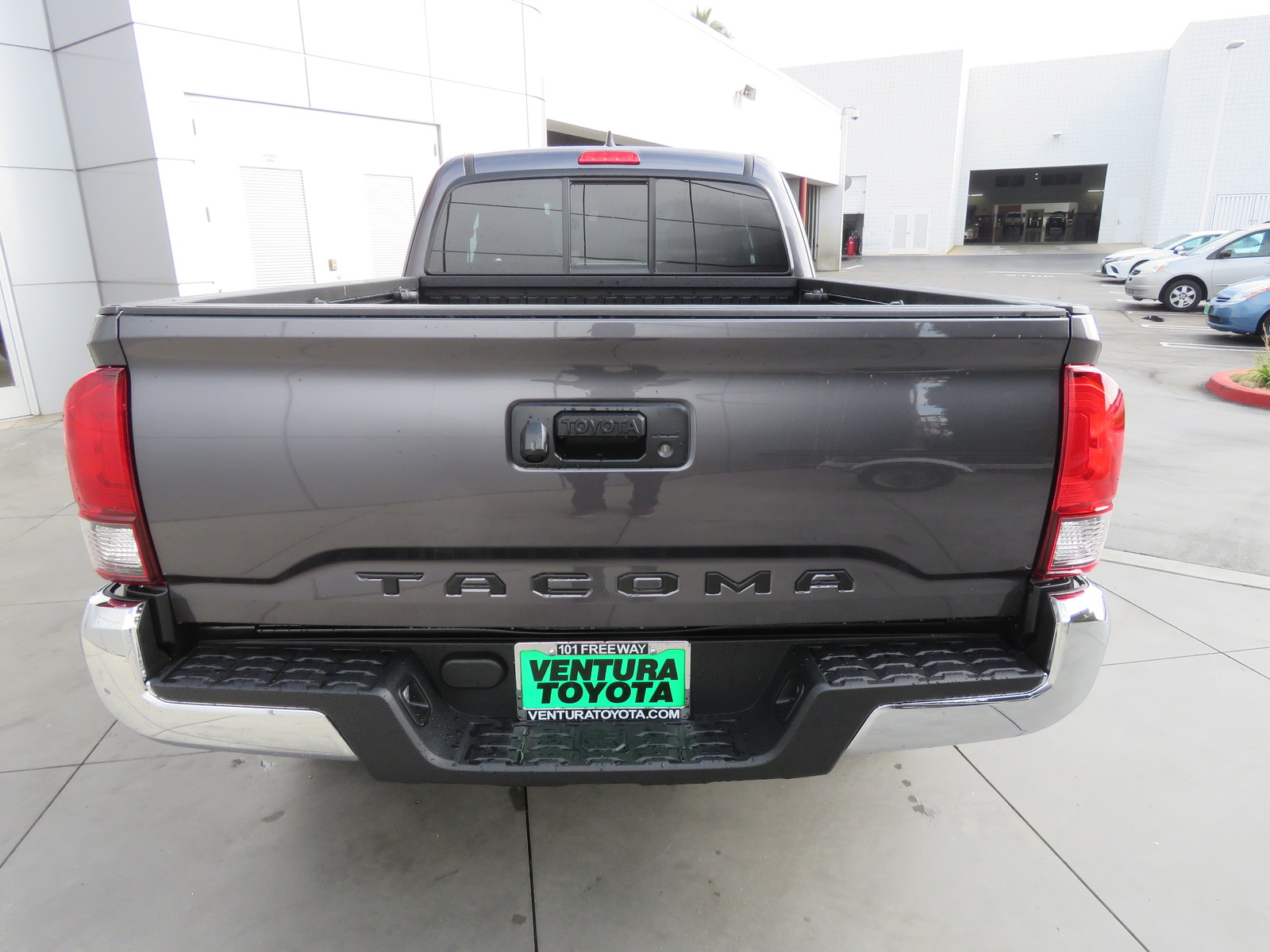 New 2019 Toyota Tacoma 2WD SR5 Access Cab 6' Bed I4 AT