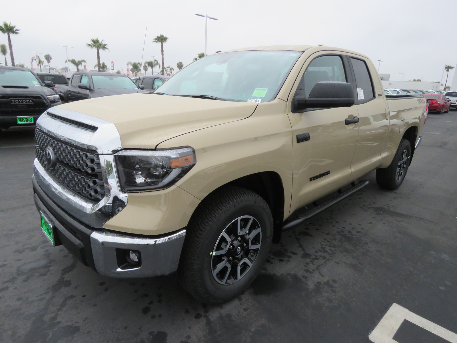 New 2019 Toyota Tundra 2WD SR5 Double Cab 6.5' Bed 5.7L
