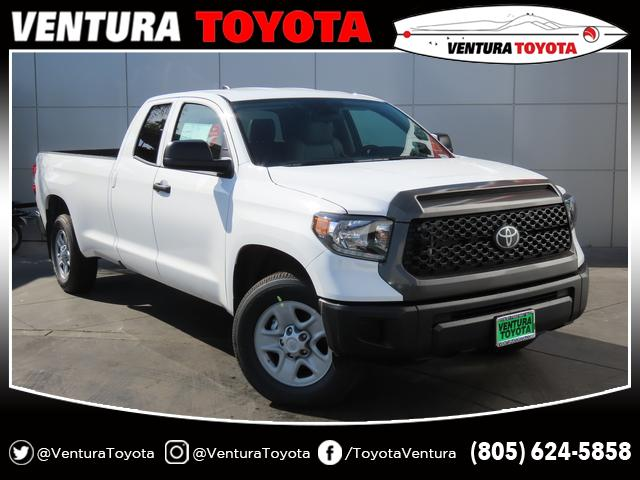 New 2020 Toyota Tundra SR Double Cab 8.1' Bed 5.7L