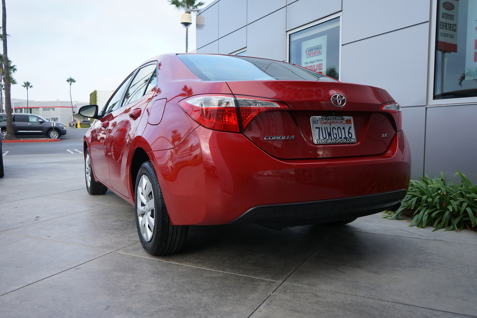 Certified Pre-Owned 2016 Toyota Corolla 4dr Sdn CVT LE