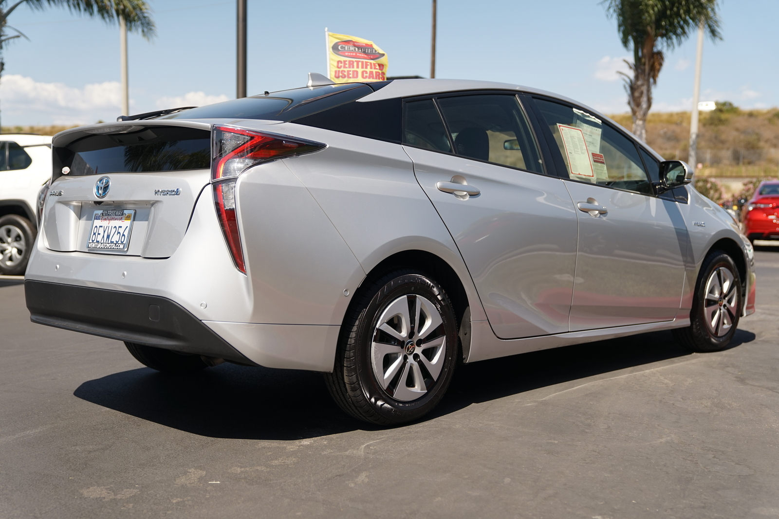 Certified Pre-Owned 2018 Toyota Prius Two