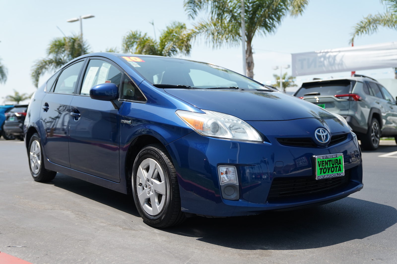 Pre-Owned 2010 Toyota Prius 5dr HB II