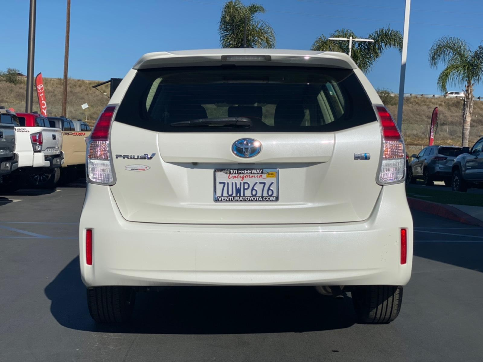 Pre-Owned 2017 Toyota Prius V Two
