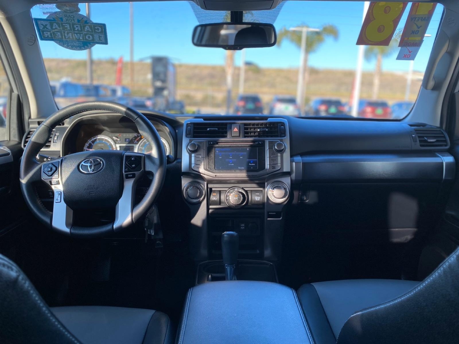 Certified Pre-Owned 2018 Toyota 4Runner SR5 Premium 2WD