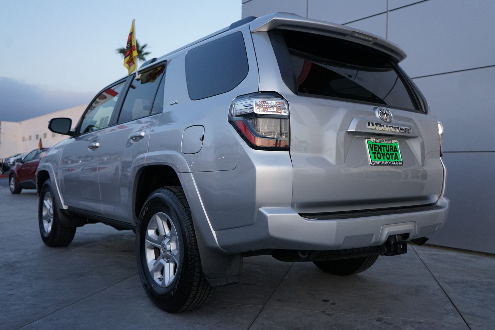 Certified Pre-Owned 2019 Toyota 4Runner SR5 2WD