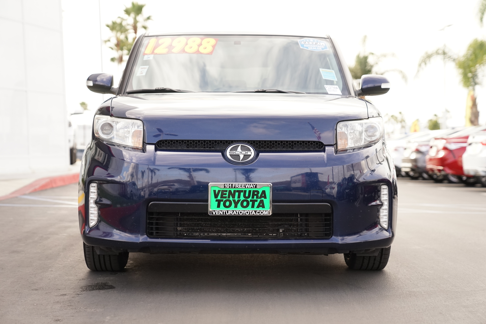 Certified Pre-Owned 2015 Scion xB 5dr Wgn Auto (Natl)