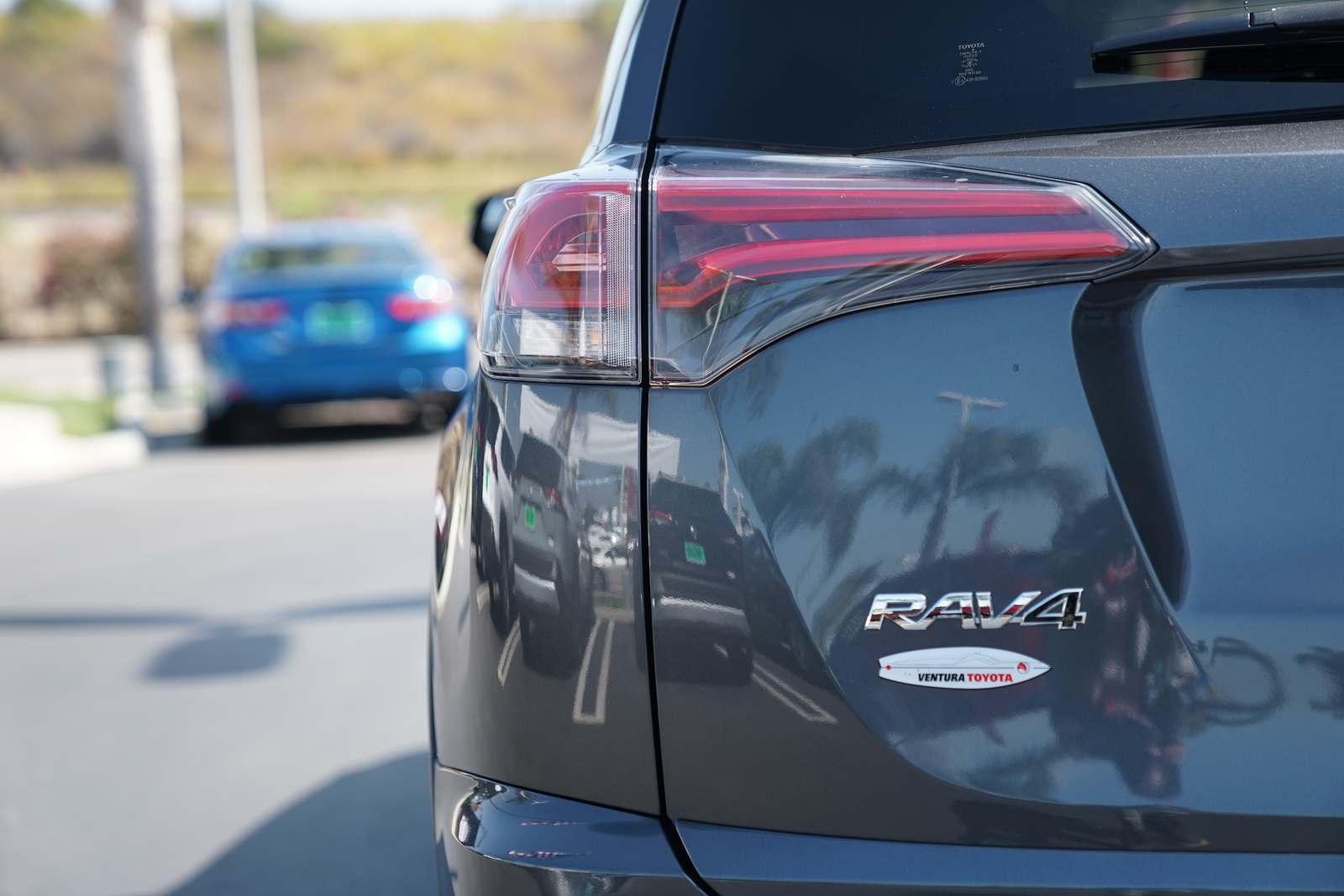 Certified Pre-Owned 2017 Toyota RAV4 XLE FWD