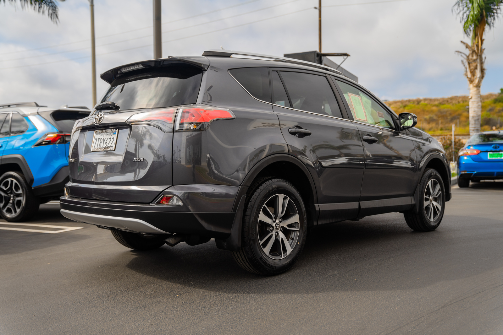 Certified Pre-Owned 2016 Toyota RAV4 FWD 4dr XLE