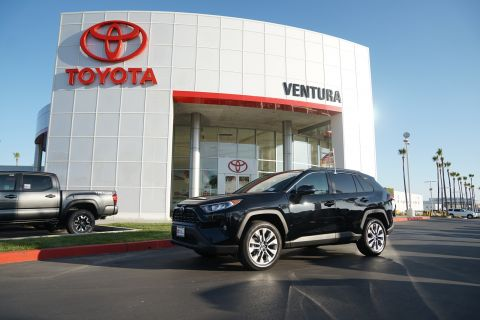 Certified Pre-Owned 2019 Toyota RAV4 XLE Premium FWD