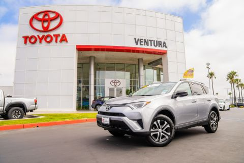 Certified Pre-Owned 2016 Toyota RAV4 FWD 4dr LE
