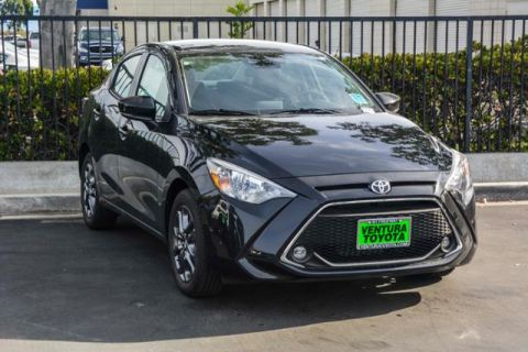 Certified Pre-Owned 2019 Toyota Yaris iA L Auto