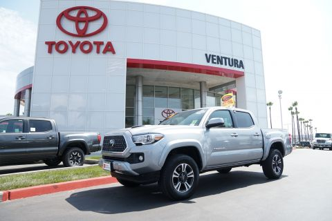 Certified Pre-Owned 2019 Toyota Tacoma TRD Sport Double Cab 5' Bed V6 AT