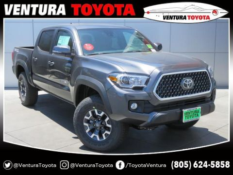 New 2019 Toyota Tacoma TRD Off Road Double Cab 5' Bed V6 A