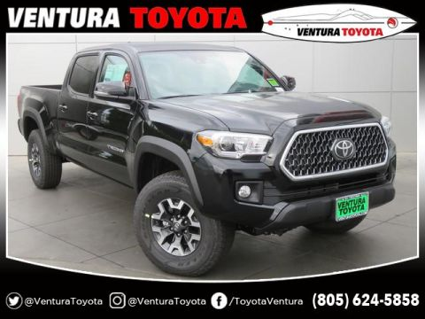 New 2019 Toyota Tacoma 4WD TRD Off Road Double Cab 6' Bed V6 A