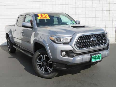 New 2019 Toyota Tacoma 4WD TRD Sport Double Cab 6' Bed V6 AT