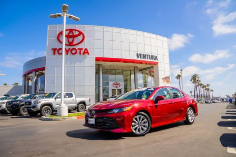 Certified Pre-Owned 2018 Toyota Camry LE Auto