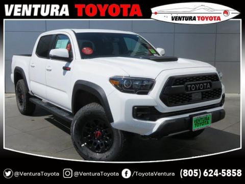 New 2019 Toyota Tacoma TRD Pro Double Cab 5' Bed V6 AT