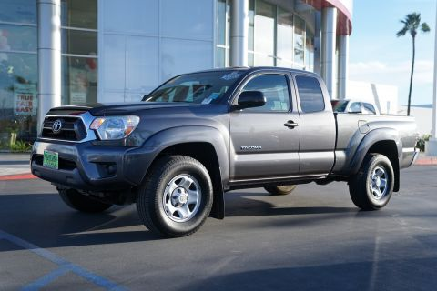 Certified Pre-Owned 2012 Toyota Tacoma 2WD Access Cab I4 AT PreRunner