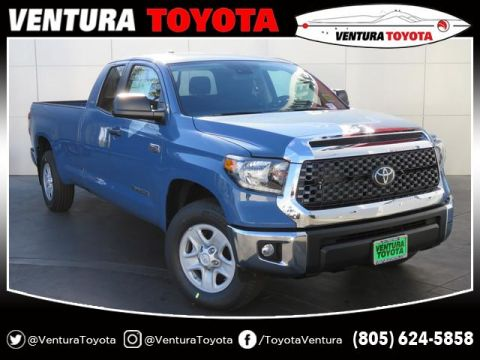 New 2020 Toyota Tundra SR5 Double Cab 8.1' Bed 5.7L