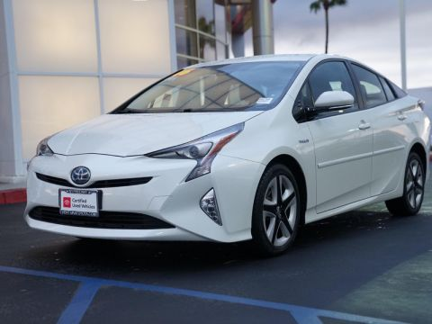 Certified Pre-Owned 2016 Toyota Prius 5dr HB Four Touring