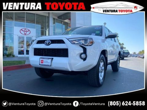 Certified Pre-Owned 2018 Toyota 4Runner SR5 2WD