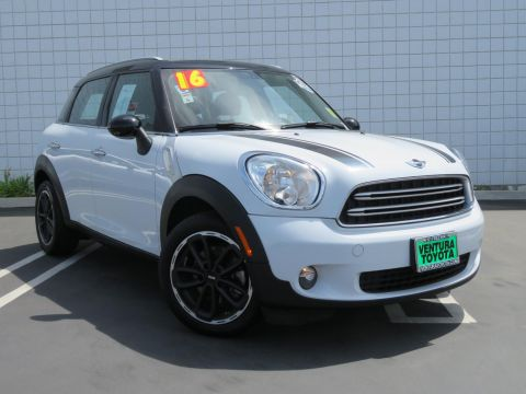 Pre-Owned 2016 MINI Cooper Countryman FWD 4dr